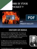 Caso Nokai en India