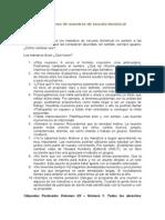 Ideas para reuniones de maestros de escuela dominical.doc