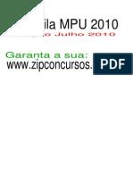 Apostila Concurso MPU 2010 - Técnico Administrativo[www.zipconcursos.com.br].pdf
