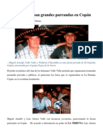 Los Valle armaban grandes parrandas en Copán.docx