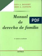 Manual de Derecho de Familia - Gustavo Bossert y Eduardo Zannoni.pdf
