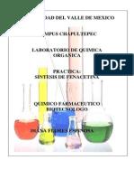 Practica Sintesis de Fenacetina.pdf
