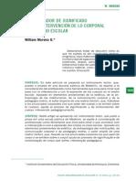 William Moreno G.-Un desfijador de significado para la intervención de lo corporal en la escuela.pdf