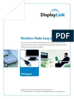 Multi-Monitor Made Easy With USB