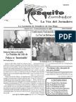 El Mosquito Zumbador Dec '09 Issue