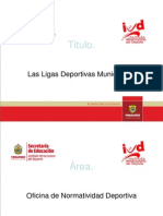 LIGAS DEPORTIVAS MUNICIPALS.PPS