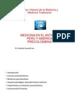 Medicina  antiguo peru y precolombina 2014 -.ppt