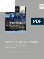 ILC Comprehensive Theory Module - Intermediate Accounting
