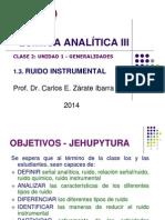 RUIDO INSTRUMENTAL 2014.ppt