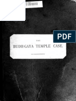 Budhgaya Temple Case
