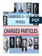 Chapter 25 Charged Particles