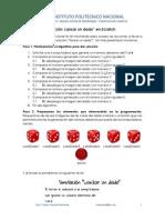 Tutorial lanzar un dado Scratch prof. carlos montiel.pdf