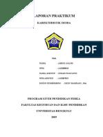 30023787 Laporan Praktikum Karakteristik Dioda