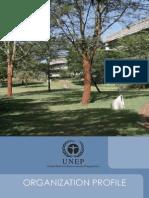 Unep Organization Profile