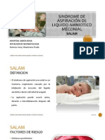 Síndrome De Aspiración De Liquido Amniótico Meconial.pptx