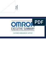0613 inktel omron execsum