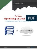 Whitepaper So Sanh Tape Backup vs Cloud Backup