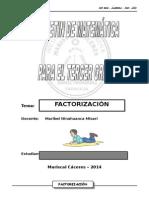 III BIM- Factorización 3°.doc