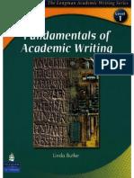 Fundamentals of Academic Writing