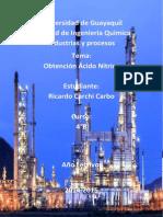 Investigacion Proceso Elaboracion HNO3.docx