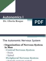 Autonomics I