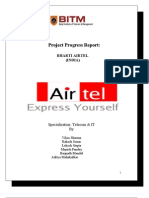Project Progress Report: