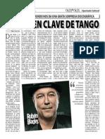 Blades en clave de tango (Oja x Oja 2014-10-13)