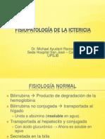 Clase 16 - FISIOPATOLOGÍA DE LA ICTERICIA UPSJB.ppt