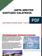 Kajian karya arsitek Santiago Calatrava.pptx