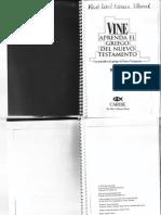 Aprenda el Griego del NT - W E Vine.pdf