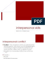 7 Interpersonal Skills