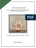 Brief History of the US Revenue Marine Service