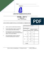 Modul Fizik Cakna Kelantan SPM 2014 K3 Set 2 Dan Skema