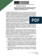 EXPOSICION DE MOTIVOS - ARTÍCULO 5º DE LA LEY Nº 29720.docx