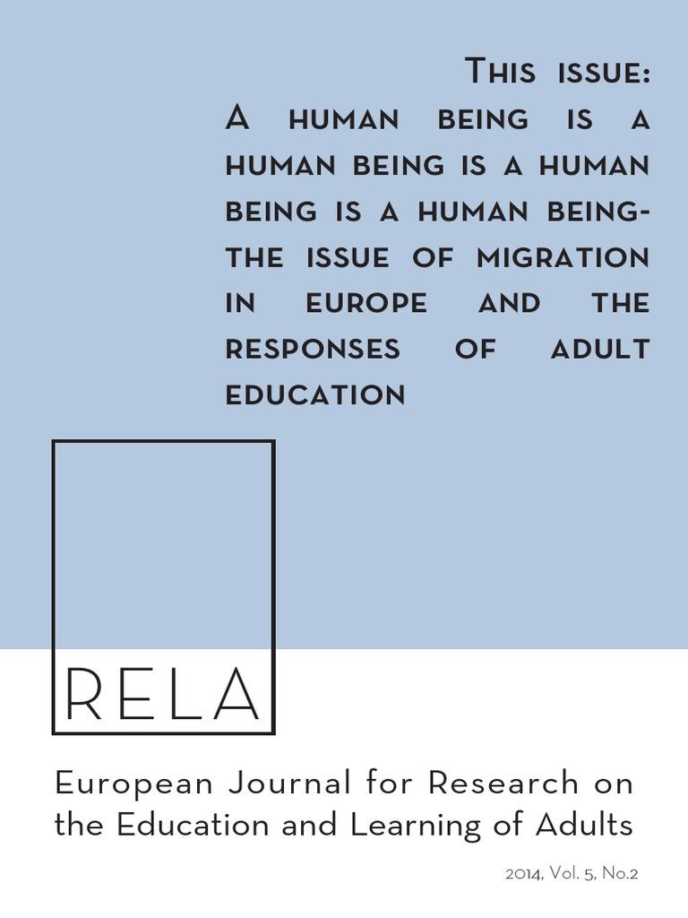 10.3384_rela.2000-7426.201452.pdf   Immigration   Identity (Social ...