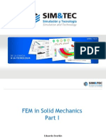 FEM Solid Mechanics