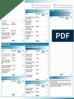 NYU Stern Course Planner