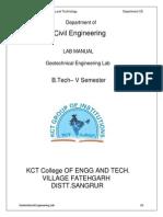 Civil Lab Manual