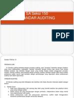 Sa Seksi 150 Standar Auditing