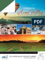 Avon Valley WA Brochure