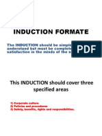 INDUCTION FORMATE.ppt