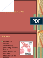 Asthma and COPD