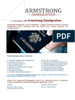Immigration Lawyers Edmonton Discuss 5 'Must Know' Immigrant Provisions in Canada
