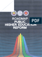 Roadmap for Public Higher Education Reform(1)