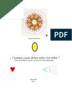 ¿Cuantas cosas deben saber los niños_.pdf