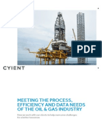 Cyient - Oil and Gas Industry