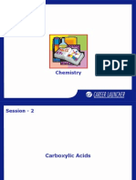 64. Carboxylic Acids