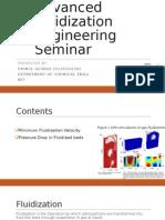 Advanced Fluidization  Engineering