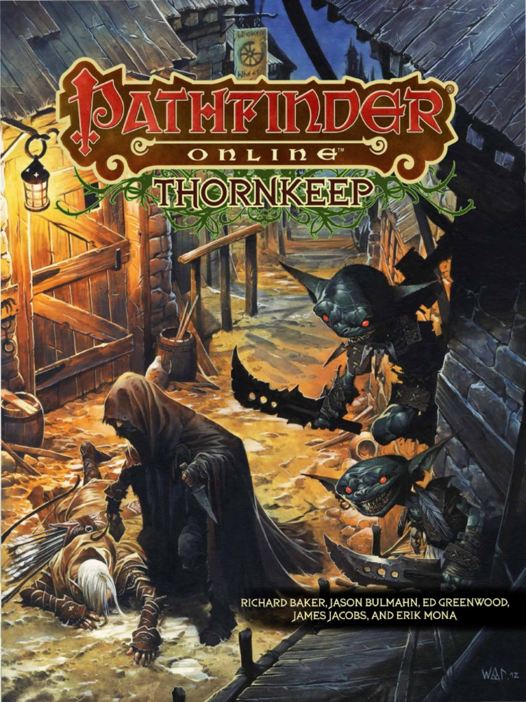 Pathfinder Society Pdf