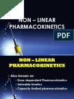 3-Non _ Linear Pharmacokinetics